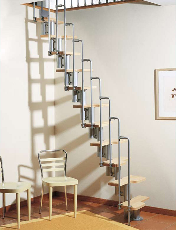 Spiral Stairway & Loft Stairs | Photo Gallery | Modular Stairs
