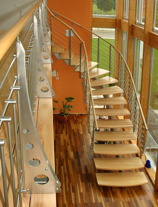 Top Star A260 Stairs Modular Stairs